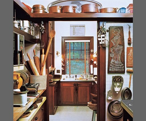 Photo: Architectural Digest, circa 1976